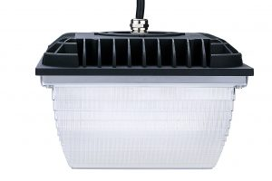 UL/cUL, DLC certified LED Square Canopy Light