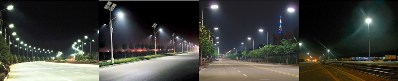 LED STreetlight, UL/cUL, DLC